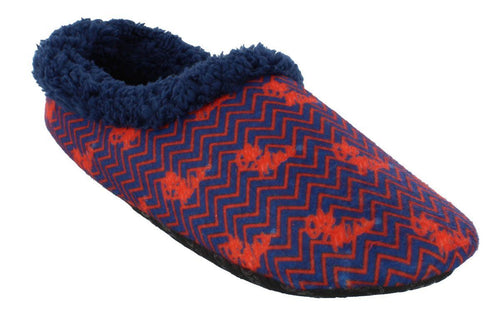 Mississippi Rebels Chevron Slip On