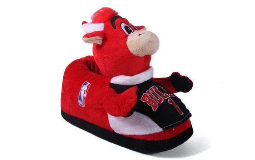 Chicago Bulls Mascot Slippers