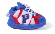 Load image into Gallery viewer, Detroit Pistons Baby Slippers