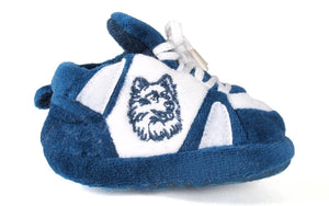 Connecticut Huskies Baby Slippers