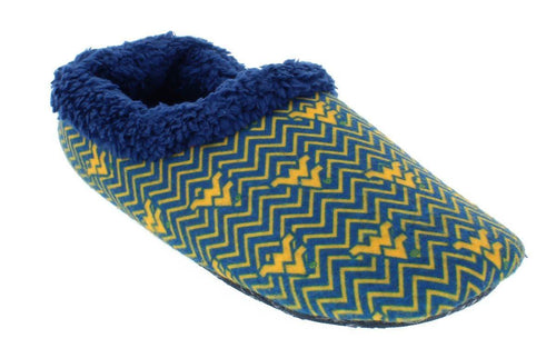 West Virginia Mountaineers Chevron Slip On
