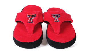 Texas Tech Red Raiders Comfy Flop