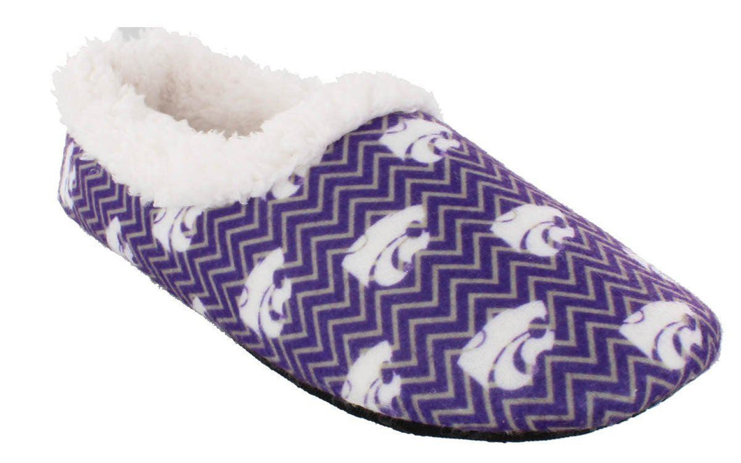 Kansas State Wildcats Chevron Slip On
