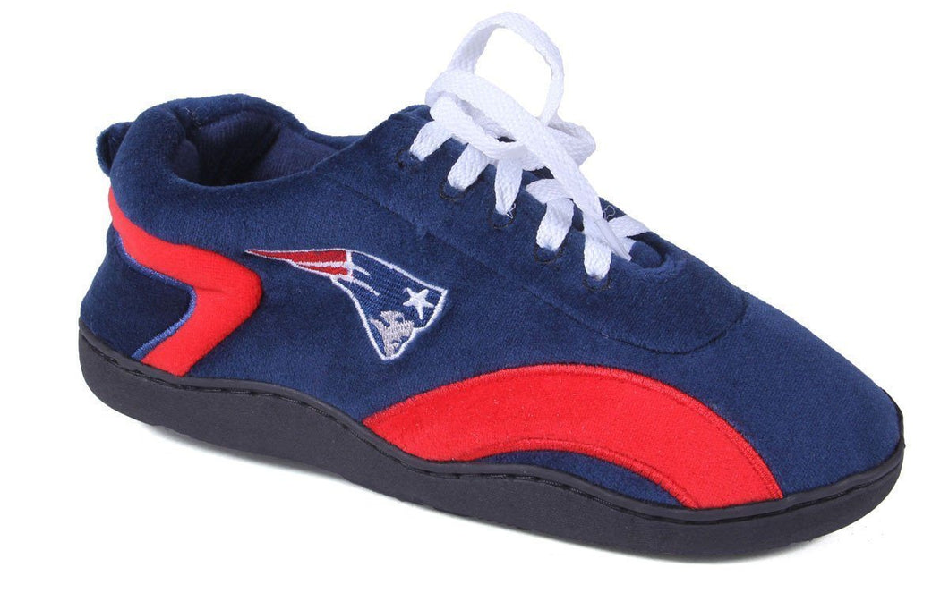 NFL sneaker slippers new england patriots slippers