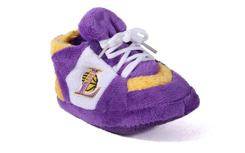 Los Angeles Lakers Baby Slippers