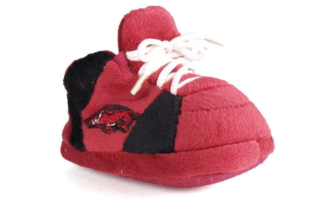 Arkansas Razorbacks Baby Slippers