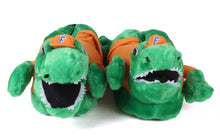 Load image into Gallery viewer, Florida Gators Mascot Slippers