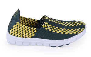 Oregon Ducks Woven Shoe