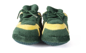 Oregon Ducks Baby Slippers