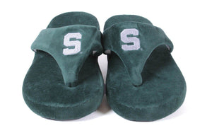 Michigan State Spartans Comfy Flop