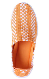 Tennessee Volunteers Woven Shoe