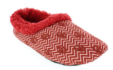 Load image into Gallery viewer, Oklahoma Sooners Chevron Slip On
