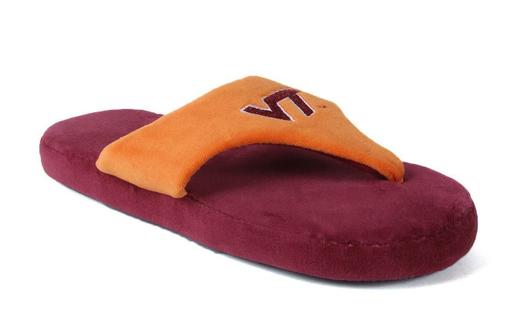 Virginia Tech Hokies Comfy Flop