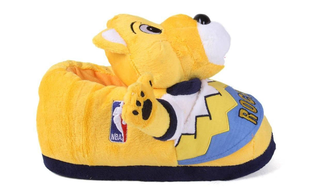 Denver Nuggets Mascot Slippers