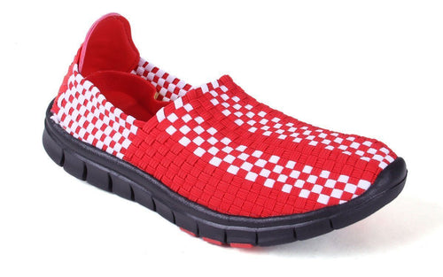 NC State Wolfpack Woven Shoe