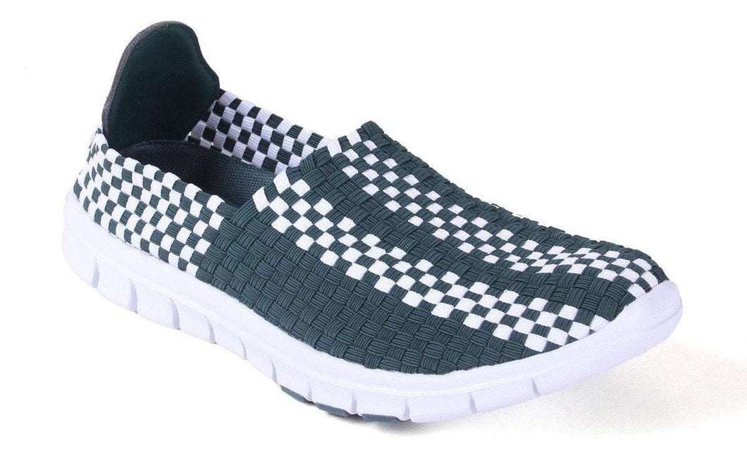 Michigan State Spartan Woven Shoe