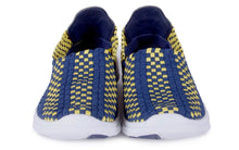 Load image into Gallery viewer, Michigan Wolverines Woven Shoe