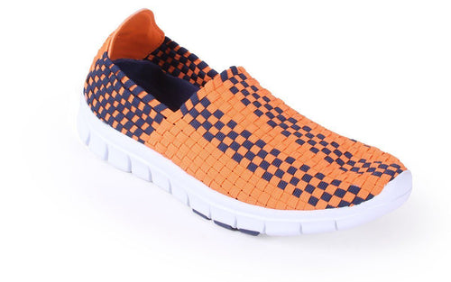 Syracuse Orange Woven Shoe