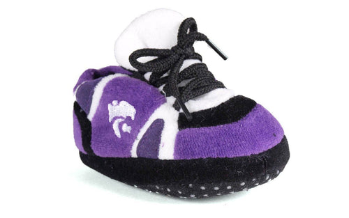 Kansas State Wildcats Baby Slippers