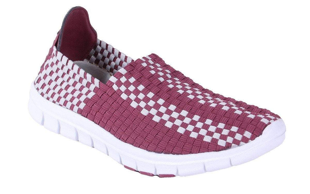 Mississippi State Bulldogs Woven Shoe