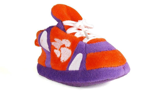 Clemson Tigers Baby Slippers