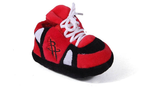 Houston Rockets Baby Slippers