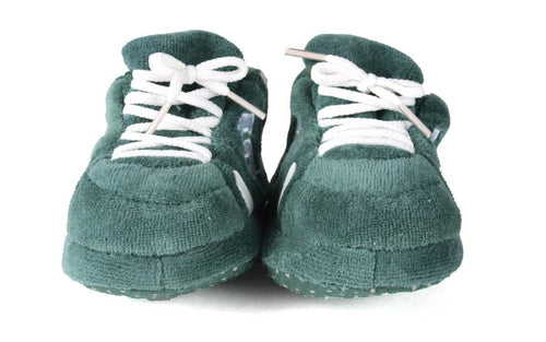 Michigan State Spartans Baby Slippers