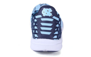 North Carolina Tar Heels Woven Shoe