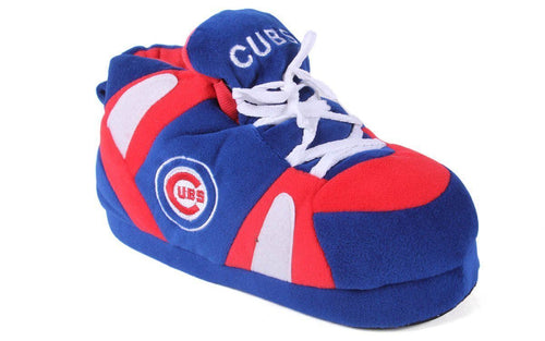 Chicago Cubs Comfy Feet Sneaker Slippers