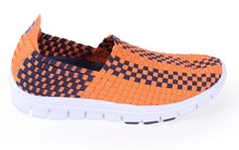 Load image into Gallery viewer, Syracuse Orange Woven Shoe