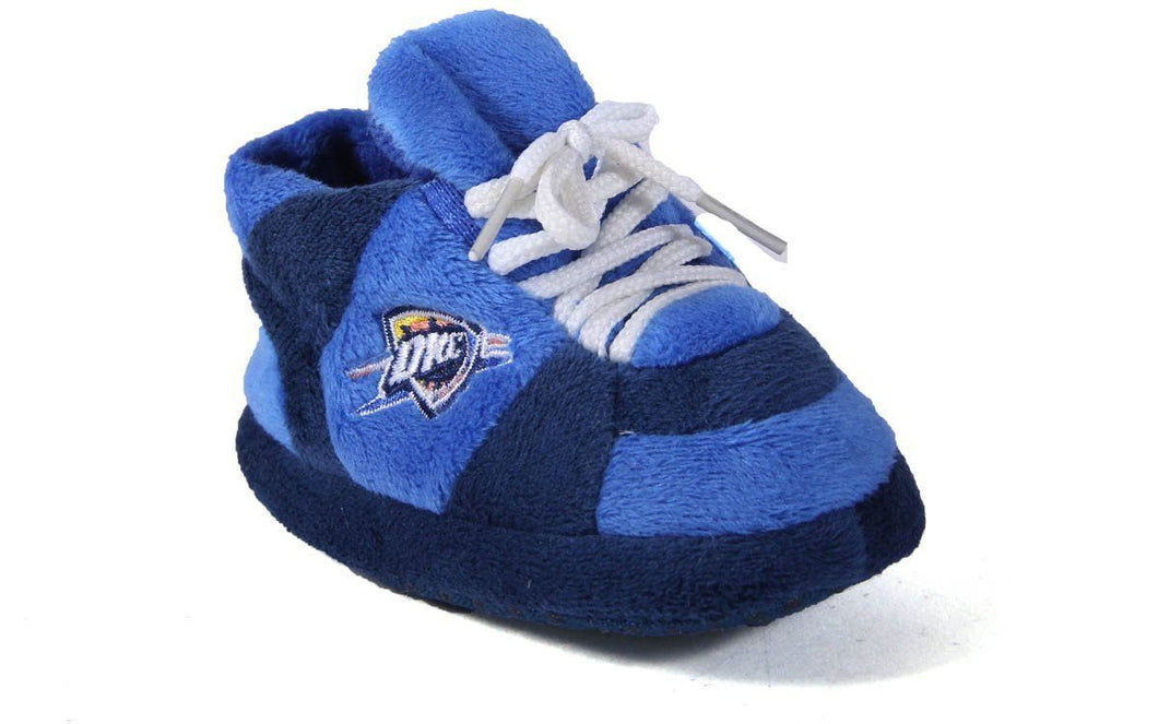 Oklahoma City Thunder Baby Slippers