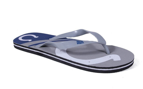Indianapolis Colts Big Logo Flip Flops