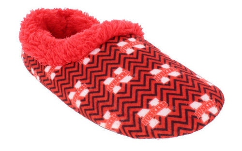 Nebraska Cornhuskers Chevron Slip On