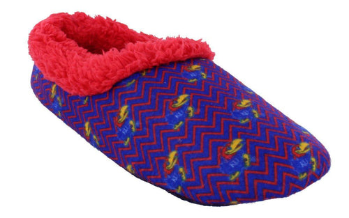 Kansas Jayhawks Chevron Slip On