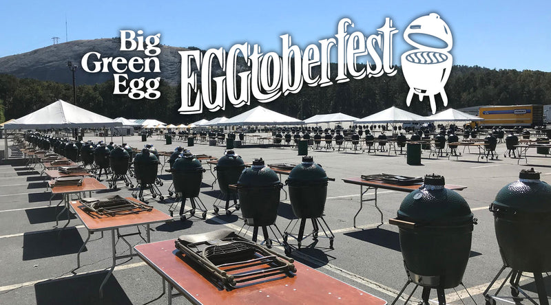 Big Green Egg - Introduction to the Phenomenon