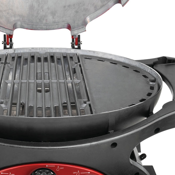 Ziegler & Brown BBQ Triple Grill Reversible Side Hotplate