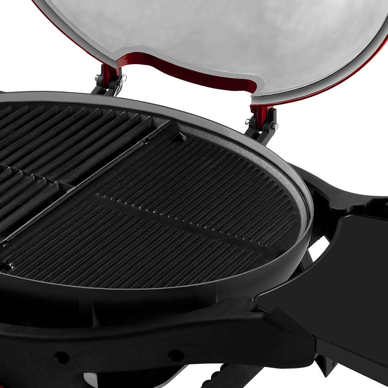Ziegler & Brown Twin Grill Reversible Half Hotplate