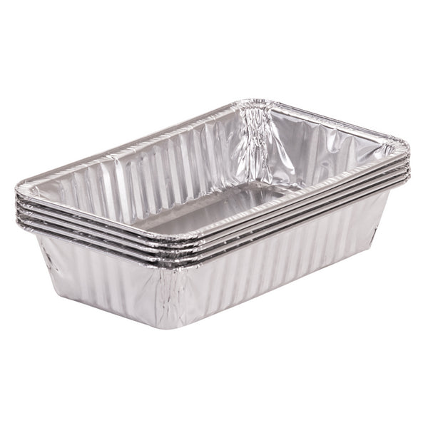 Ziegler & Brown BBQ Foil Trays (5 Pack)