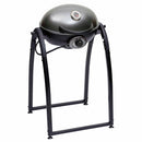 Ziegler & Brown BBQ Portable Gunmetal Grey