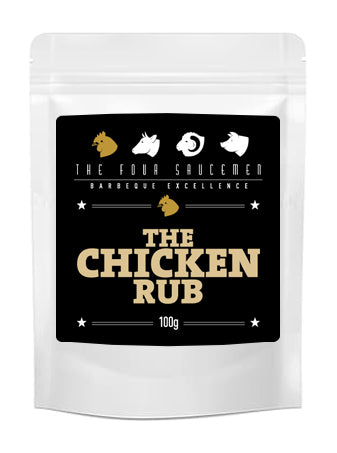 THE FOUR SAUCEMEN Chicken Rub 100g