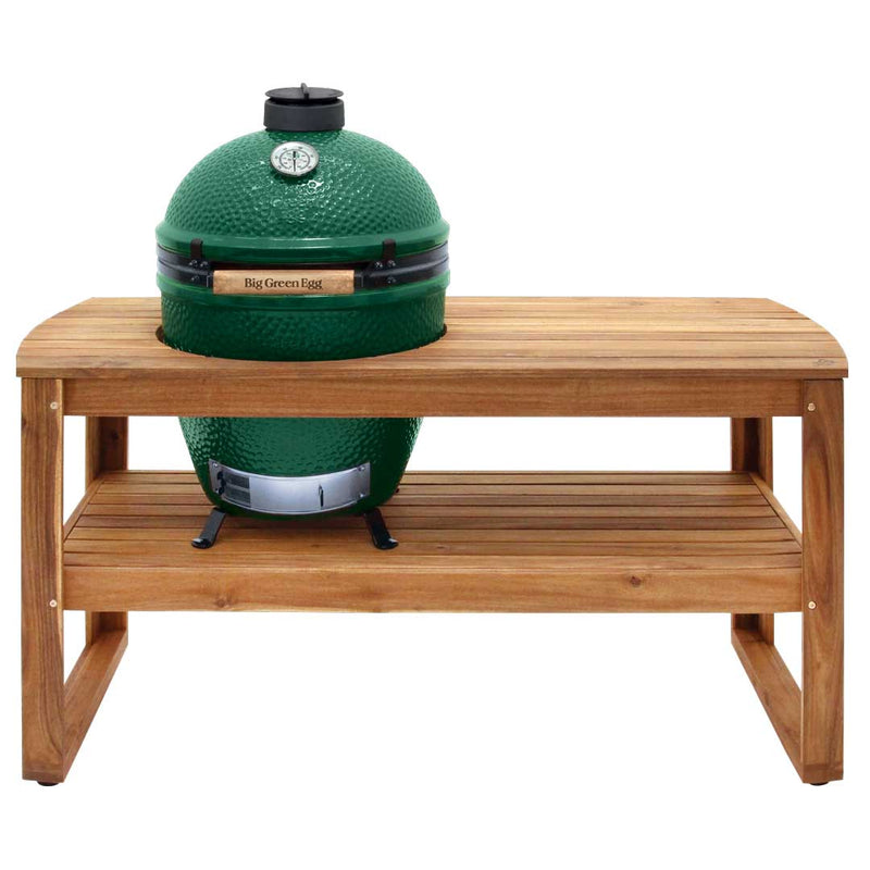 Big Green Egg Large Big Green Egg (LARGE) - Acacia Table Bundle