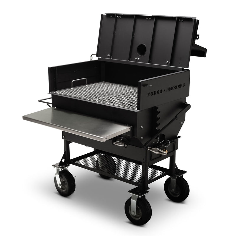 "Yoder Charcoal Grill 24""x36"""