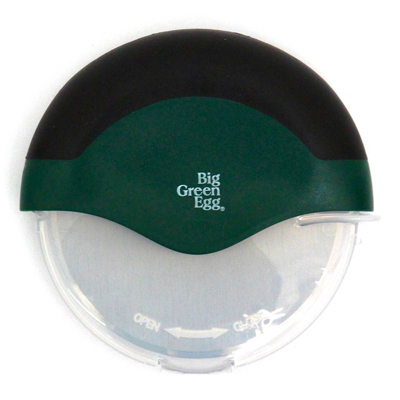 Big Green Egg Rolling Wheel Pizza Cutter