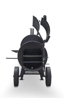 "Yoder Loaded Wichita 20"" Offset Smoker"