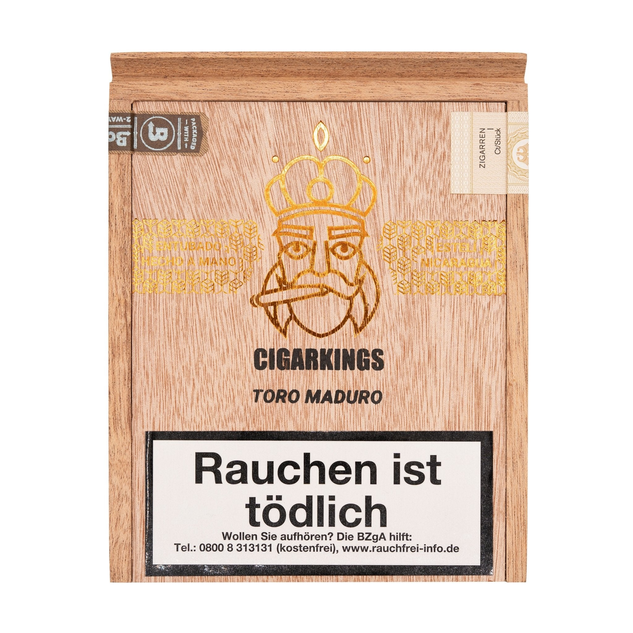 Toro Maduro - CigarKings GmbH