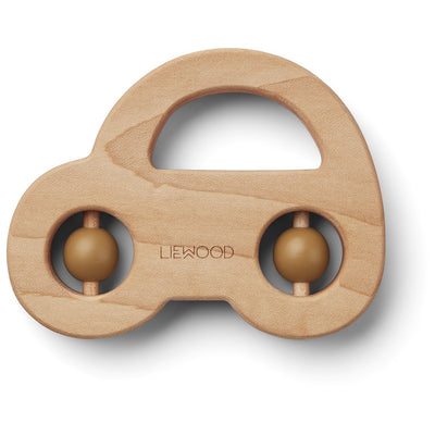 Liewood - Car Teether - Mustard