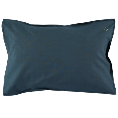 Pillowcase - Standard - Midnight - Camomile London