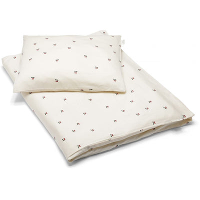 Junior Cot Bedding Cherry Konges Slojd