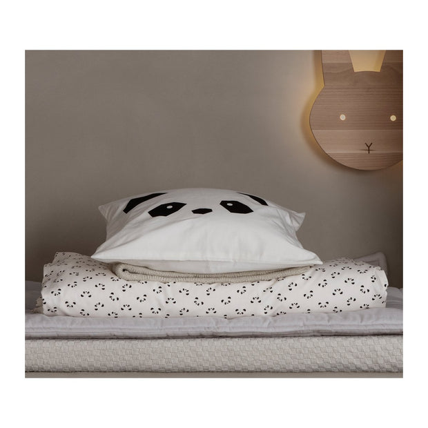 Carl Bedding Single Panda LIEWOOD