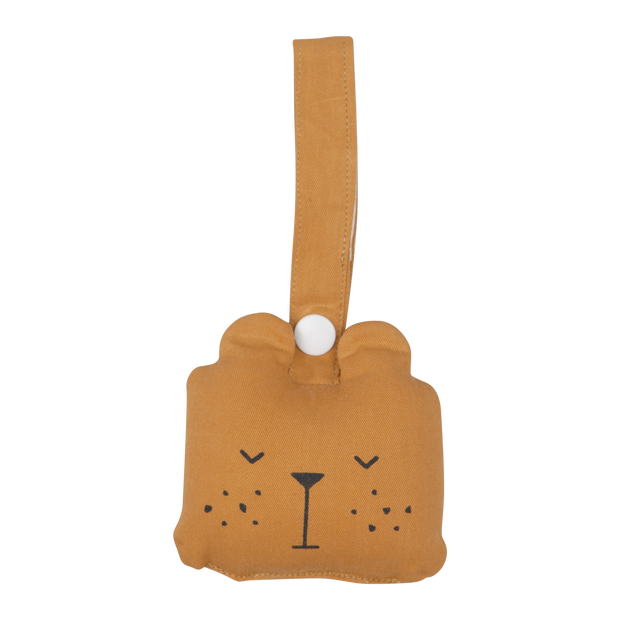 Fabelab - Animal Rattle - Bear Orche